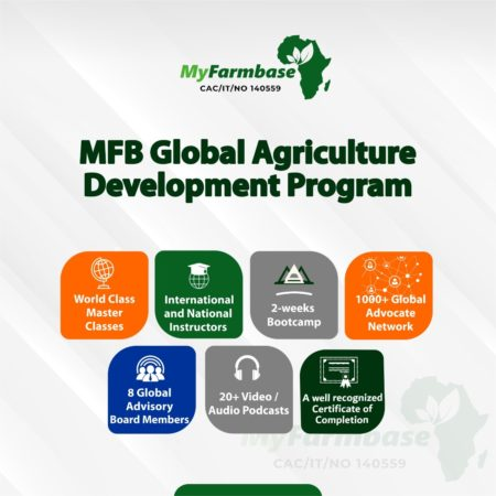 MyFarmbase Africa Agricultural Development Program