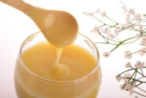 Honey Bee Milk