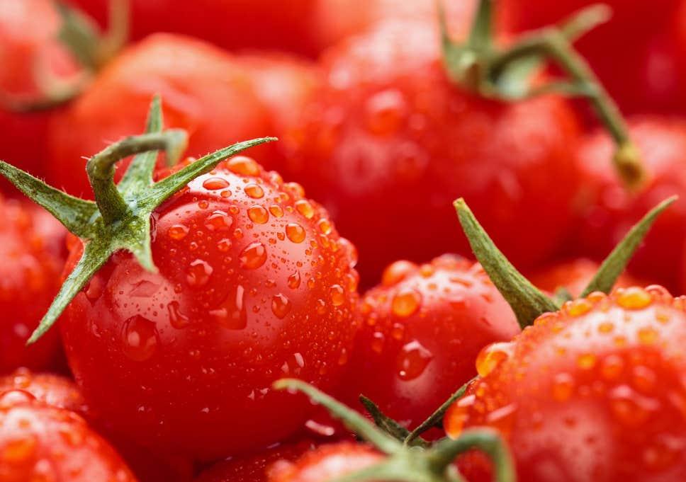 Myfarmbase clear mage of tomato fruit